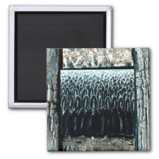 Judgment Day 2 Inch Square Magnet