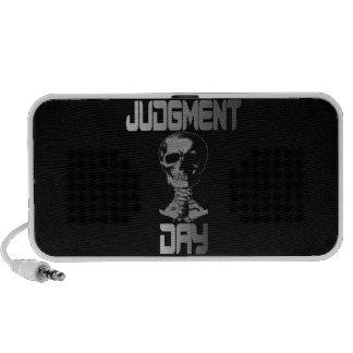 Judgment Day Portable Speaker