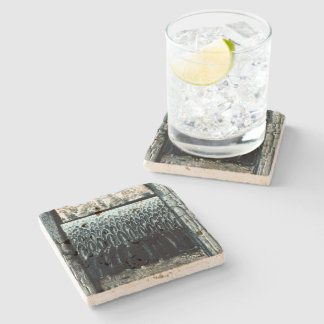 Judgment Day Stone Coaster