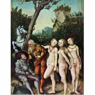 Judgment Of Paris By Cranach D. Ä. Lucas (Best Qua Statuette