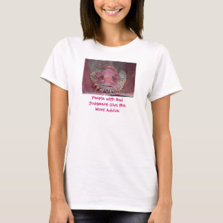 Judgmental People T-Shirt