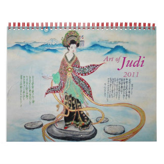 Judi Smithson calender 2011 Calendar