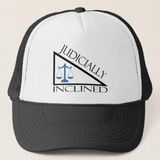 Judicially Inclined Trucker Hat