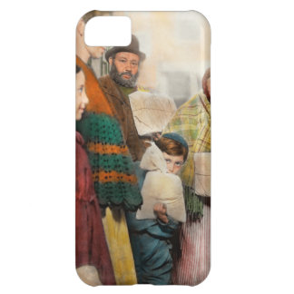 Judío - comida para el 1908 menos afortunado carcasa para iPhone 5C