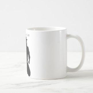 Judío de Ninja Tazas De Café