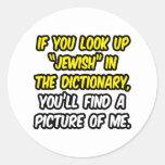 Judío en diccionario… mi imagen etiqueta