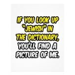 Judío en diccionario… mi imagen membrete personalizado
