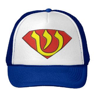 Judío estupendo gorras