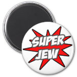 Judío estupendo iman de frigorífico