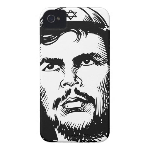 Judío Guevara Case-Mate iPhone 4 Carcasas
