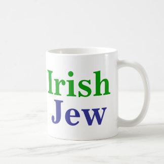 Judío irlandés taza clásica