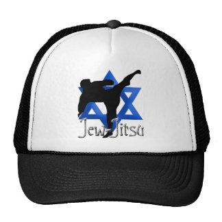 Judío Jitsu Gorros