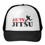 Judío Jitsu - humor judío divertido Gorros Bordados
