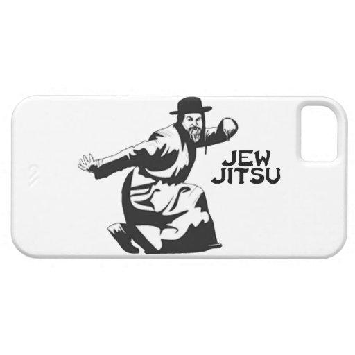 Judío Jitsu iPhone 5 Case-Mate Protector