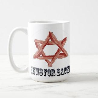 Judíos para el tocino taza