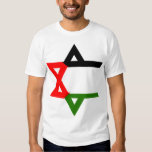 Judíos para Palestina Poleras