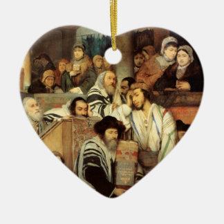 Judíos que ruegan por Maurycy Goettlieb - circa 18 Ornatos