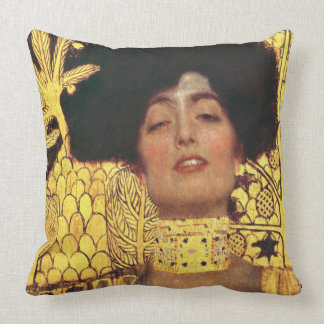Judith and Holofernes 1901 Pillow