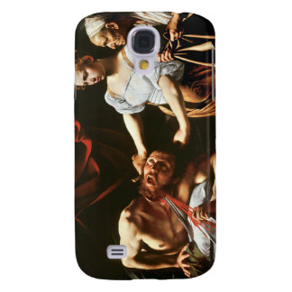 Judith Beheading Holofernes - Caravaggio Samsung Galaxy S4 Case