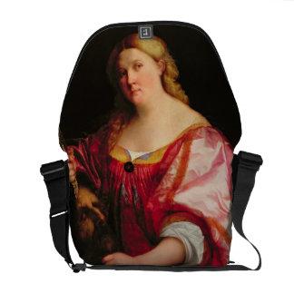 Judith, c.1525-28 (aceite en lona) bolsa de mensajeria
