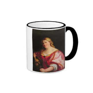 Judith c 1525-28 oil on canvas coffee mug