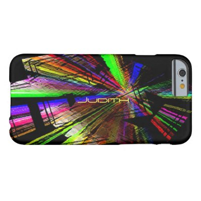 Judith Colorful Highlights iPhone cover