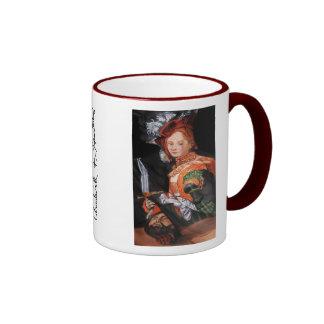 Judith con el jefe de la taza de Holfernes