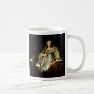 Judith en el banquete de Holofernes de Rembrandt Taza