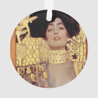 Judith,femme fatale,painted by Gustav Klimt, art Ornament