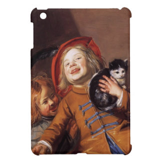 Judith Leyster- Laughing Children with a Cat Case For The iPad Mini