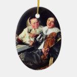 Judith Leyster- Merry Company Ornamente De Reyes