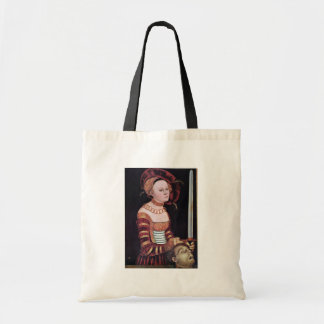 Judith por Cranach D. Ä. Lucas (la mejor calidad) Bolsas