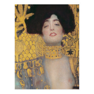 Judith Postcard