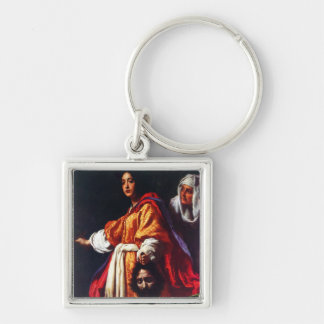Judith with the Head of Holofernes Keychain