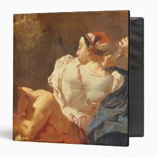 """Judith y Holofernes Carpeta 1 1/2"""""""
