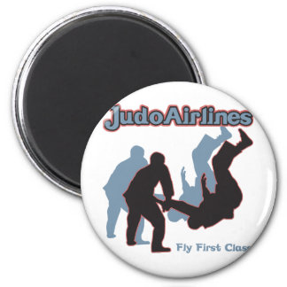Judo Airlines Magnet