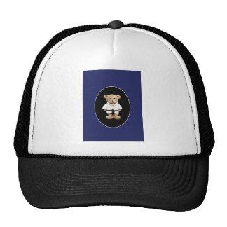 Judo Black Belt Trucker Hat