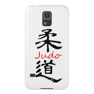 Judo calligraphy Samsung S5 case Cases For Galaxy S5