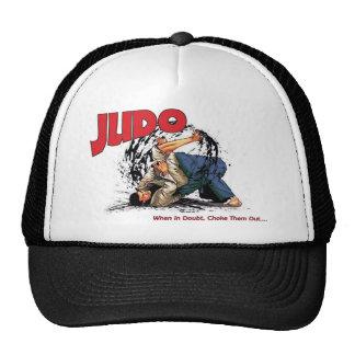 Judo Choke Out Trucker Hat