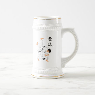 Judo Coffee Mugs