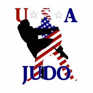 Judo de los E.E.U.U. Esculturas Fotograficas
