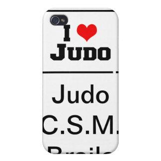 ¡Judo del amor de Carcasa Iphone 4 I! JCB del semn iPhone 4/4S Fundas
