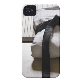 Judo Gi on Tatami mat Case-Mate iPhone 4 Case