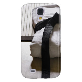 Judo Gi on Tatami mat Galaxy S4 Case