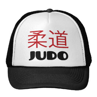 Judo Gorros Bordados