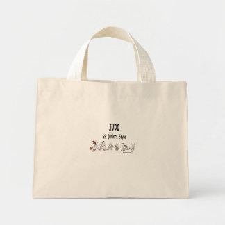 Judo_GS Juniors Style Mini Tote Bag