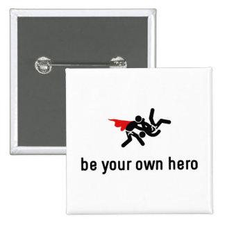 Judo Hero Button