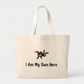 Judo Hero Large Tote Bag