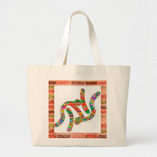 JUDO - Hobby, Exercise, Sports Large Tote Bag