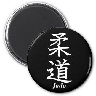 Judo Imán Redondo 5 Cm